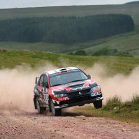 New website for the 2016 RAVENOL BTRDA Rally Series