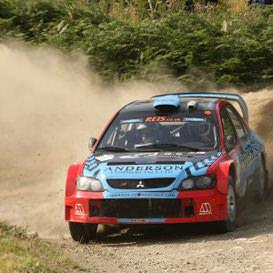 Registrations open for the 2016 RAVENOL BTRDA Rally Series
