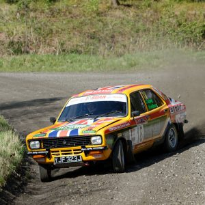 Boost for the BTRDA Historic Cup