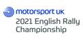 Motorsport UK_2021 Championship Logo_English Rally Championship_